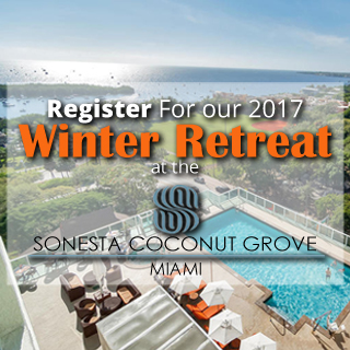Sign Up for our 2017 Winter Retreat