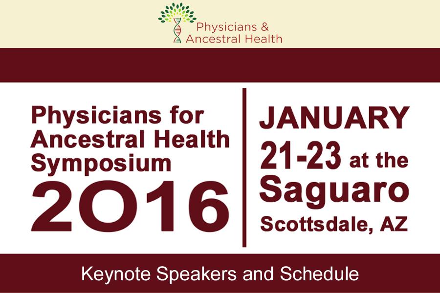 Winter Retreat 2016- Schedule and Keynote Speakers