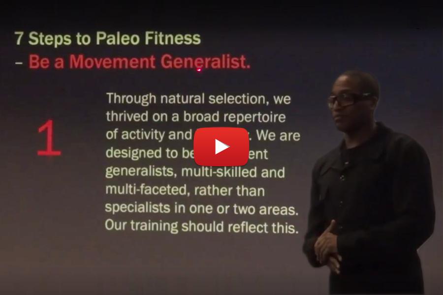 """7 Steps to Get 'Paleo' Fit"" by Darryl Edwards"