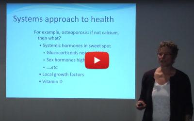 Outliving Our Evolutionary Legacy: Hormones at Work- Deborah Gordon, MD