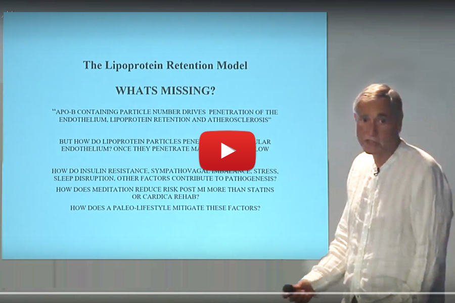 The Lipoprotein Retention Model, What's Missing? – Bob Hansen, MD