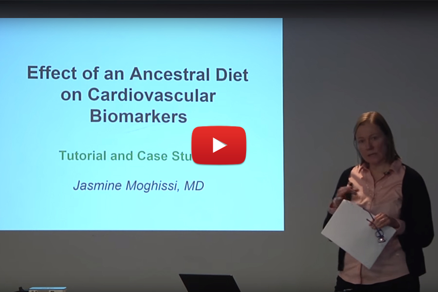 Cardiovascular Risk Modification Through Diet- Jasmine Moghissi, MD